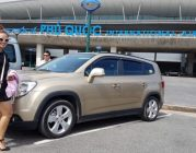 [Rao Vặt] – Cho thuê xe tự lái 7 chỗ Chevrolet Orlando tại Phú Quốc