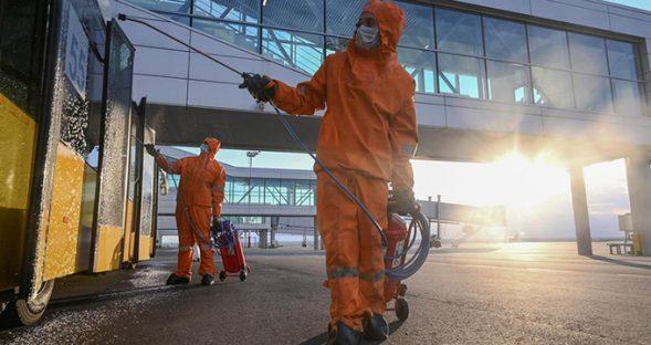 Gần 37.000 người nhiễm nCoV ở Nga